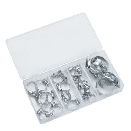 Clarke Assorted Hose Clip Set For Suction And Delivery Hose